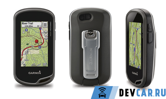 Garmin Oregon 650T - 1