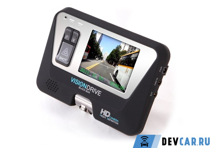 Visiondrive VD-8000HDS 2 CH - 2