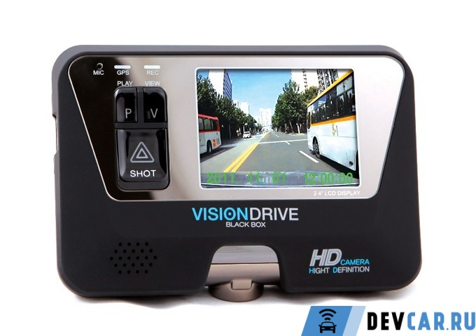 Visiondrive VD-8000HDS 2 CH - 1