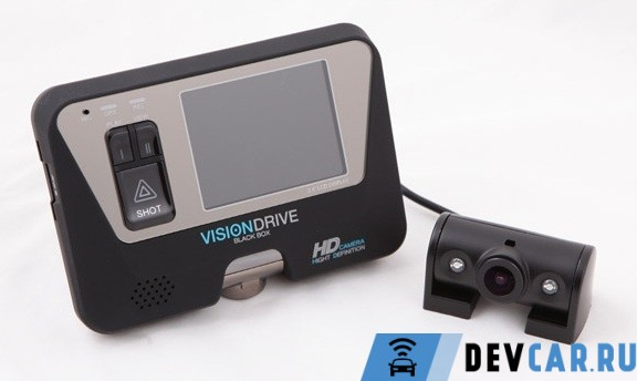 Visiondrive VD-8000HDS 2 CH - 7