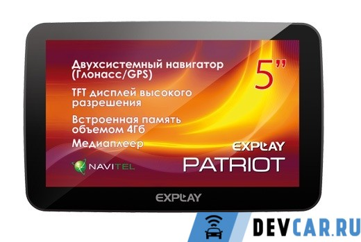 Explay Patriot - 1